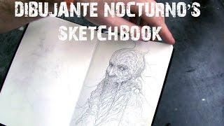 Dark Fantasy sketchbook