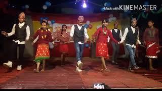 Nepali song dance Kutu ma kutu from 2 rupaiya...