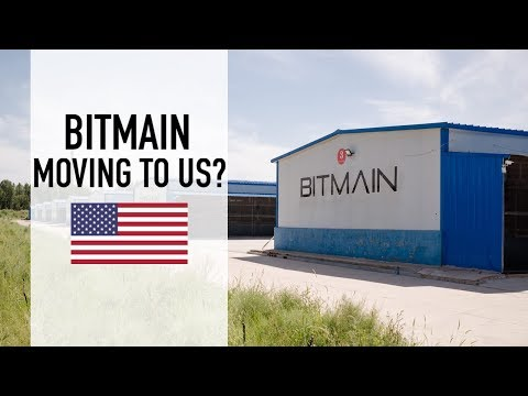 Bitmain Bitcoin Mining Giant And ASIC Manufacture Sets Up Secret US Subsidiary | Expanding?