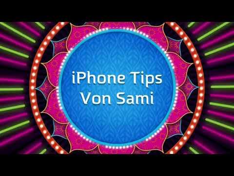 iPhone pointers von Sami thumbnail