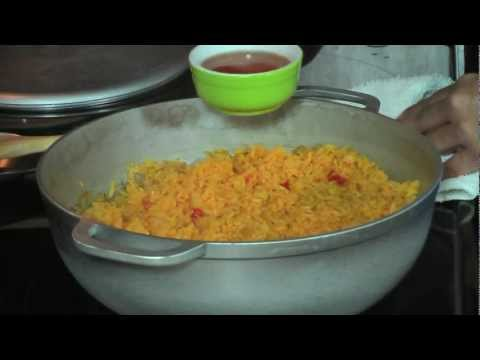Yellow Rice: Cuban/Puertorican