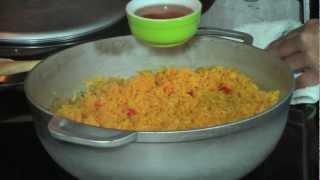 Yellow Rice --Cuban/Puertorican--Arroz Amarillo