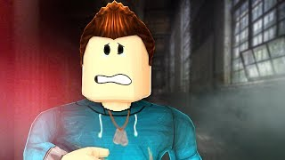 TRAPPED IN AN ABANDONED PRISON! DON'T LET IT CATCH ME! Flee The Facility in Roblox!
