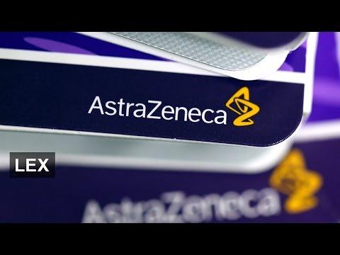 AstraZeneca's Christmas shopping   Lex
