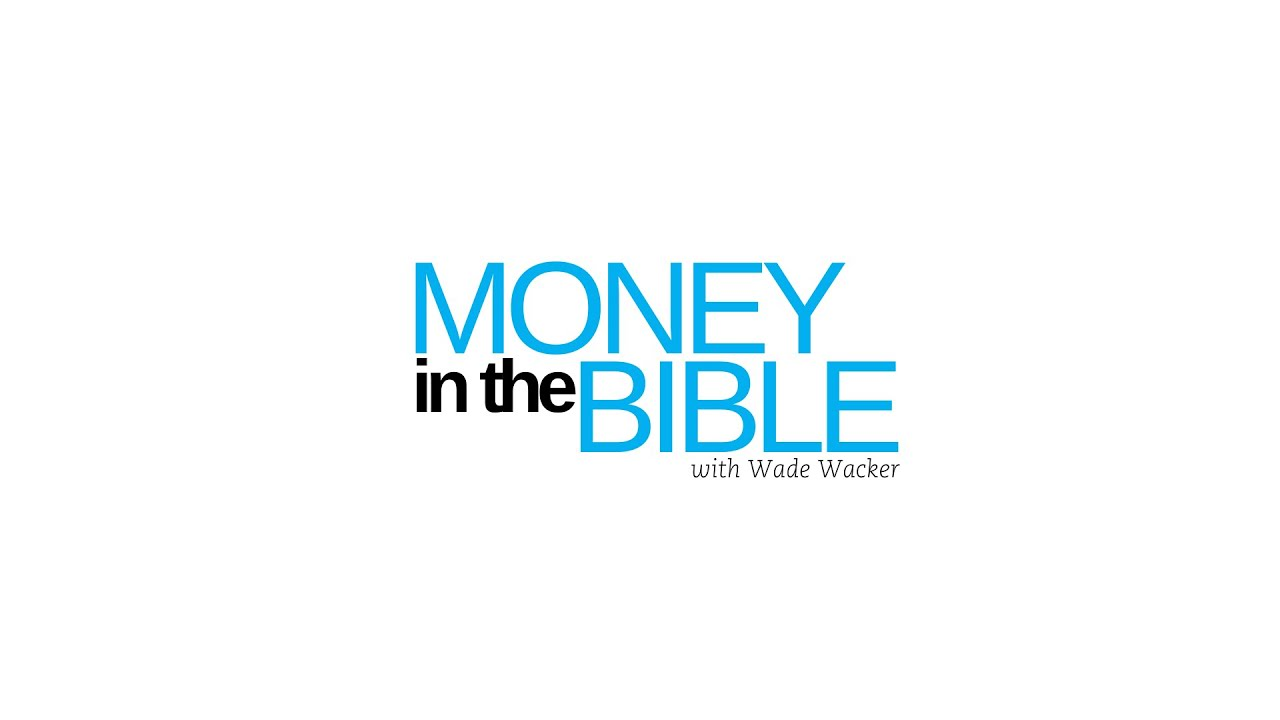 Money in the Bible   It is time we start speaking with our wallets