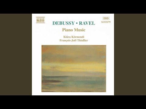 Suite Bergamasque, L. 75: Clair De Lune: Andante Tres Expressif