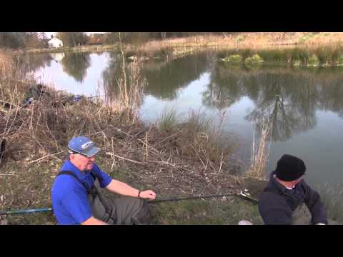 BELLOWS MILL FISHERY, EATON BRAY, NEAR WHIPSNADE, BEDFORDSHIRE