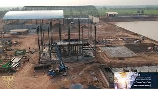 PLANBCONS EP.14 โรงงานไฟฟ้าชีวมวล ขนาด 10 เมกะวัตต์ Full EP