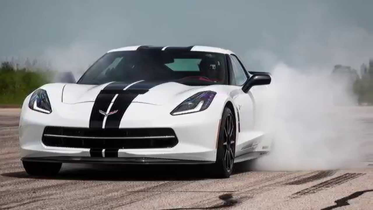 707 HP Supercharged C7 Corvette Test Drive with John ...