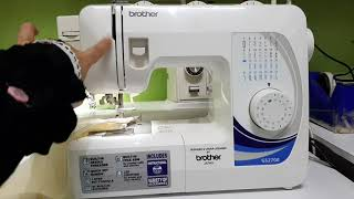 Review brother gs2700