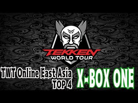 "TWT Online East Asia ""X-BOX one"" Top4"