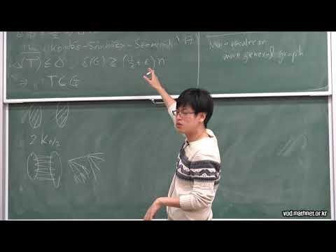 Jaehoon Kim (Birmingham University, UK) / Spanning trees in a randomly perturbed graphs