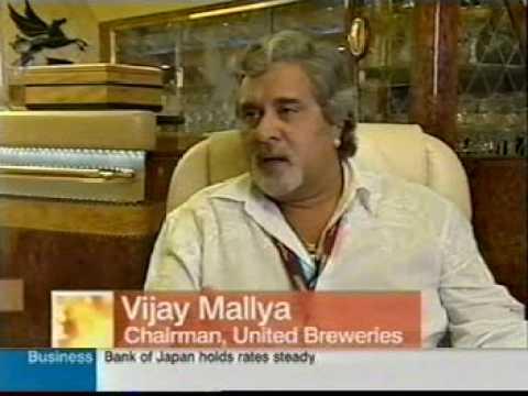 Dr. Vijay Mallya on Talk Asia - I