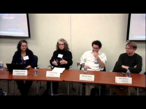 Beyond the Stacks: Creative Library Careers, Panel