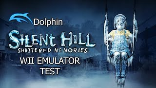 Silent Hill Shattered Memories Wii | Dolphin Emulator 5.0.5 | Gameplay+Settings [1080p]