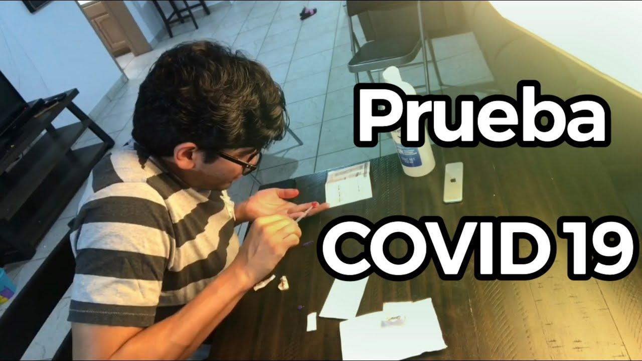Me hago la prueba de Covid 19 / Pruebas de covid 19 rapidas
