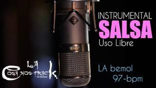 Instrumental Salsa Pista Uso Libre   LA bemol   97 bpm