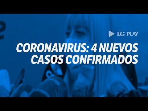 El SIPROSA confirmó 4 nuevos casos positivos de coronavirus en la provincia