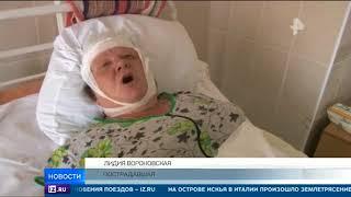 Один человек погиб в масштабном пожаре в центре Ростова-на-Дону