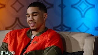 Jayson Tatum on getting tested in the NBA, rookie wall, toughest players to guard and more