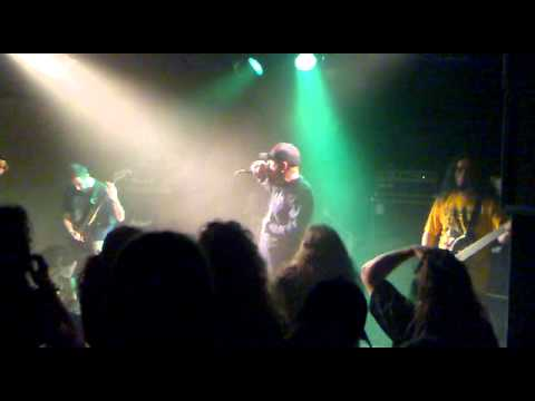 Vulvectomy - Live at the Neurotic Deathfest 2011 in Tilburg on 30-04-2011