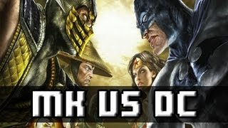 MK vs. DC | Ep.16 | Soul Searching, Huh Get it? HUH!?