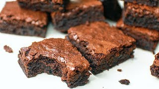 Best Fudgy Brownie Recipe | Yummy Brownie Recipe