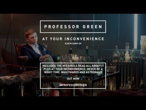 Professor Green - 'At Your Inconvenience' Album Sampler [Official Audio]