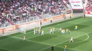 Highlights: FC Augsburg 0-0 Crystal Palace