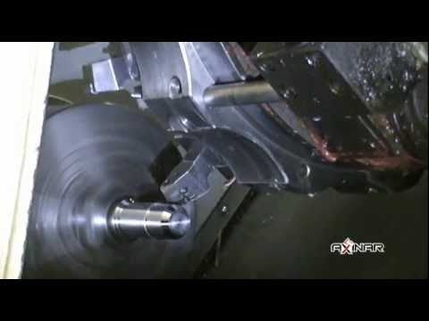 Axinar: Πως κατασκευάζεται ο κωνος.