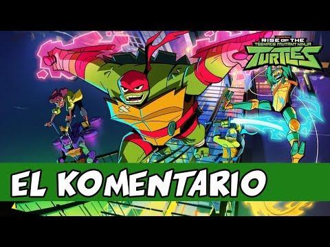 La controversia en las Tortugas Ninja - El Komentario