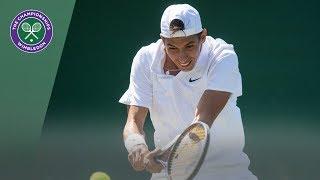 HSBC Play of the Day - Alexei Popyrin | Wimbledon 2019
