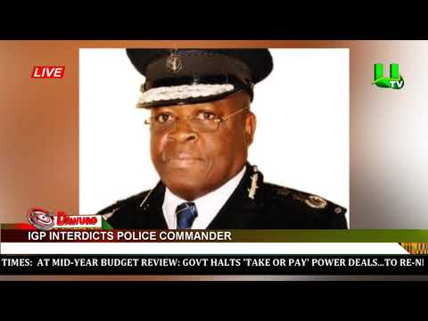 Acting IGP Interdicts Police Commander For Unlawful Detention