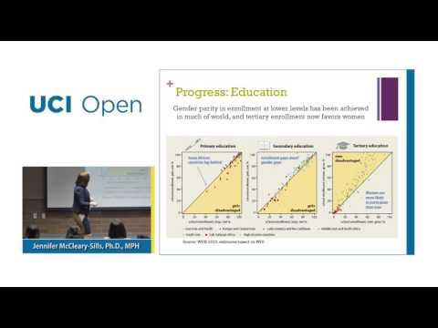 Jennifer McCleary-Sills: The Costs of Exclusion: How Gender Inequality Stymies Global Development