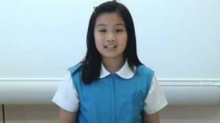 第十九屆香港兒童金口獎比賽 - 陳樂妍 - 我的快樂家庭 -
