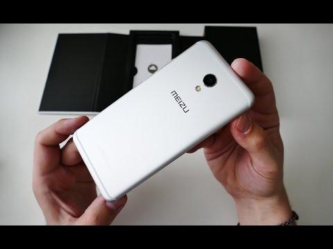 Meizu MX6 Распаковка и первое впечатление