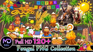 Pongal PNG Collection free downlod | MD Edits