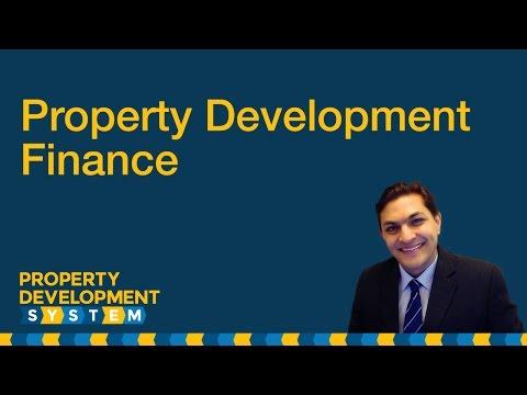 Property Development Finance Part 1 of 2