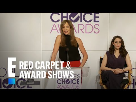 People's Choice Awards 2014 Official Nominations Announcemen