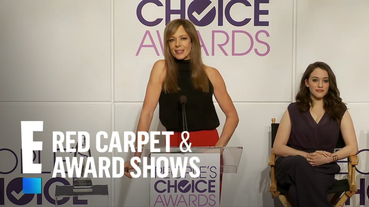 People's Choice Awards 2014 Official Nominations Announcement | E! People's Choice Awards
