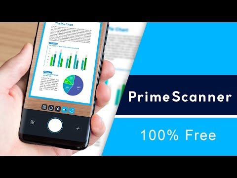 PrimeScanner - PDF Scanner app, OCR - YouTube