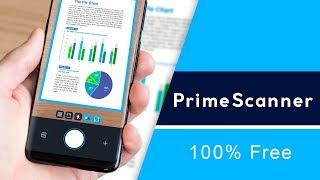 PrimeScanner - PDF Scanner app, OCR