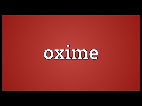 Header of oxime