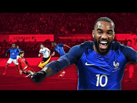 10 BUTS COLLECTIFS SENSATIONNELS DU FOOT 2017 !!