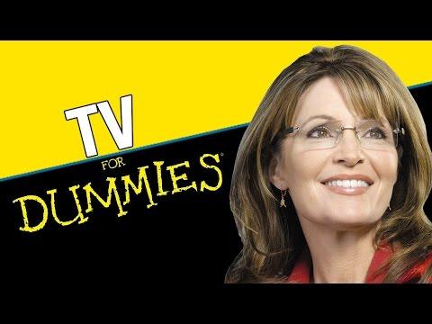 Sarah Palin TV - Just As Stupid As You'd Expect