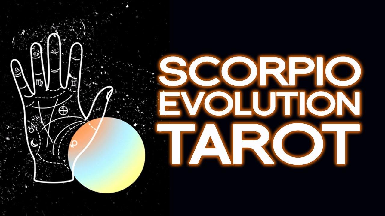 SCORPIO TAROT: The Three Phases of Scorpio Evolution Tarot