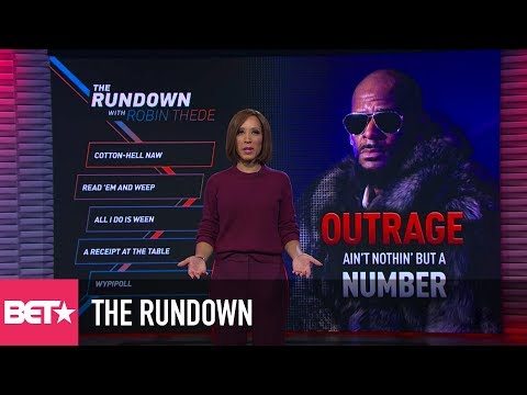 Outrage Ain't Nothin' But A Number   The Rundown With Robin Thede