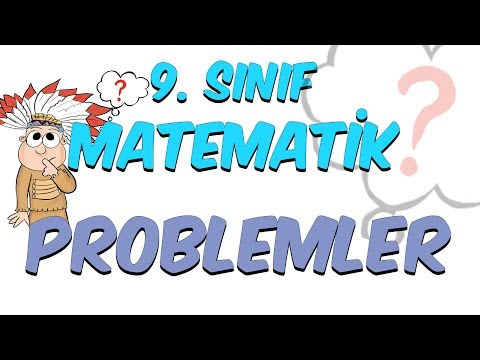 Problemler  | Matematik