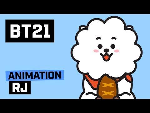 [BT21] Hi~ I am RJ