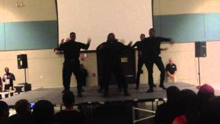 Rho Kappa Chapter of Alpha Phi Alpha Fraternity Inc SUNY Old Wesbury - Meet The Greeks 2013